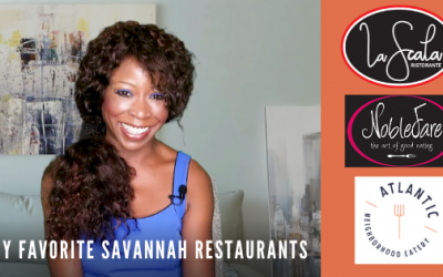 My Top Savannah Restaurants