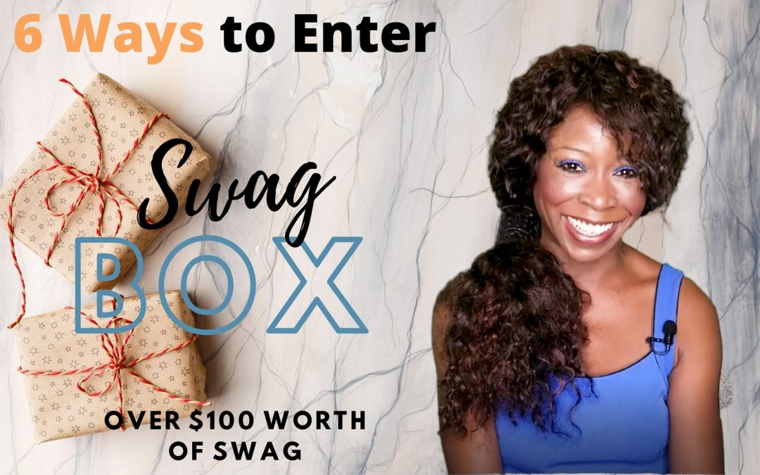 $100 SWAG Box Giveaway