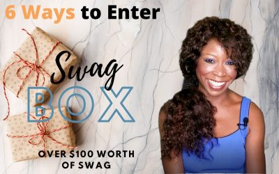 $100 SWAG Box Giveaway